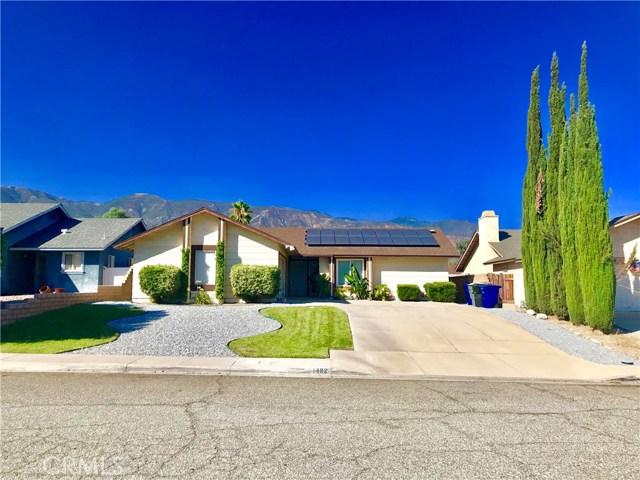 1482 Creekside Drive, San Bernardino, CA 92407