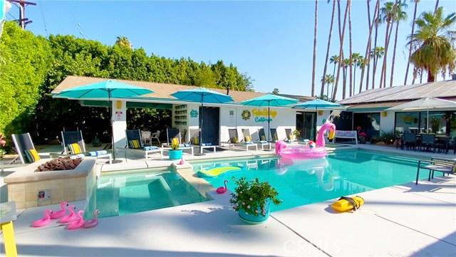 1441 South Manzanita Avenue, Palm Springs, CA 92264