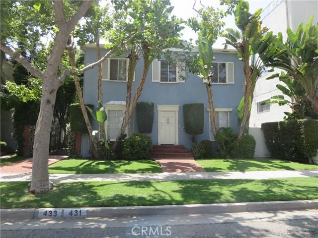 431 S Rexford Drive, Beverly Hills, CA 90212