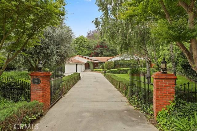 1345 East Road, La Habra Heights, CA 90631