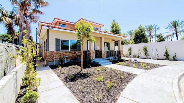 1309 W Sixth Street, Santa Ana, CA 92703