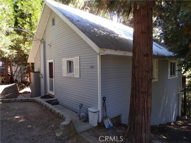 637 Alpine Lane, Twin Peaks, CA 92391