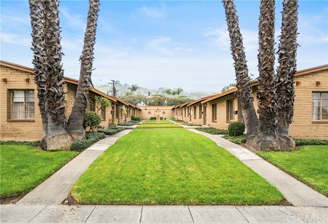 1st time on the market in 60 years! Located in one of the most desirable areas of Monterey Park, on the corner of El Portal and El Mercado. These 10 units are all single story and have been meticulously maintained. Beautiful mission style units with desirable courtyard living. Each unit has a wood burning fireplace, open beam ceilings & separate living area and bedroom space. The tenants will enjoy on site parking for 8 of the units. There are four 2 car garages with some storage space. There is also a separate laundry room. Located in a residential neighborhood, across the street from Monterey Park's historic Chamber of Commerce building.