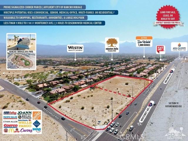 Dinah Shore Drive, Rancho Mirage, CA 92270