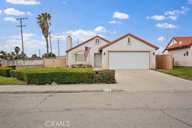 210 N Grape Court, San Bernardino, CA 92410