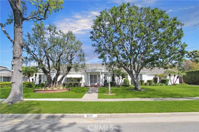 2311 N Rosewood Avenue, Santa Ana, CA 92706