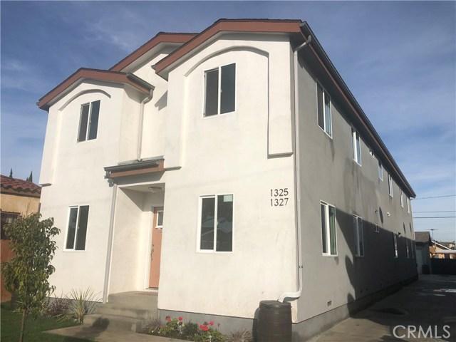 1325 W 88th Street, Los Angeles, CA 90044