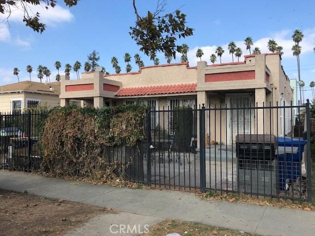 1119 W 57th Street, Los Angeles, CA 90037