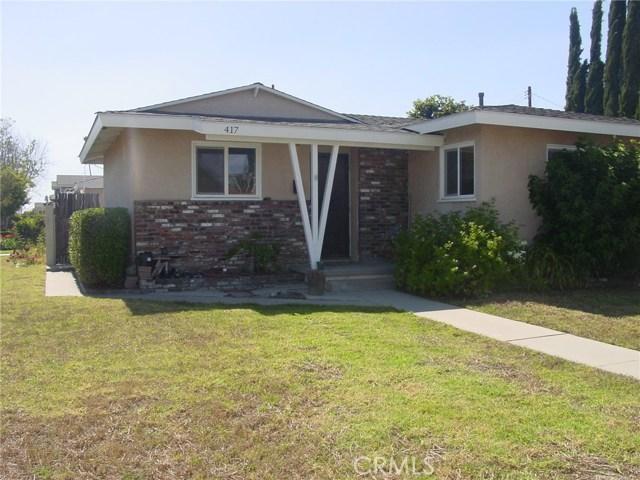 417 Teri Circle, Anaheim, CA 92804