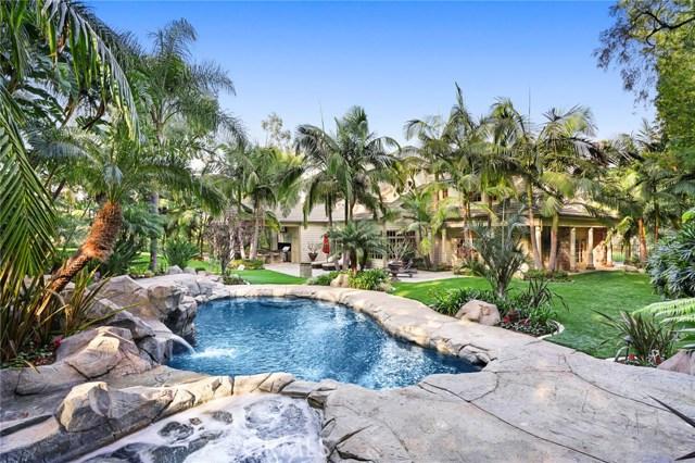 4981 E Copa De Oro Drive, Anaheim Hills, CA 92807