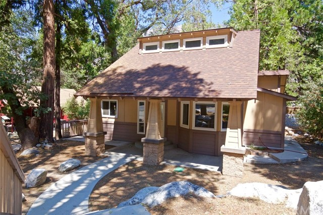 41002 Valley Of The Falls Drive, Forest Falls, CA 92339