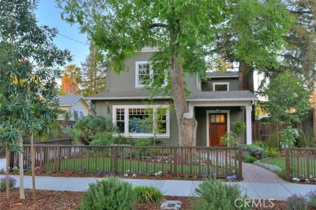 461 Palo Alto Avenue, Mountain View, CA 94041