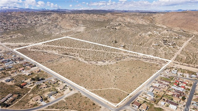 0 Paxton Road, Yucca Valley, CA 92284