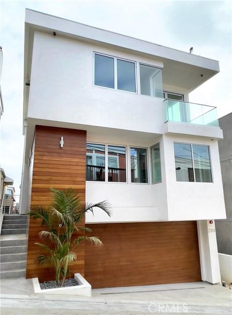208 Moonstone Street, Manhattan Beach, California 90266, 3 Bedrooms Bedrooms, ,3 BathroomsBathrooms,For Sale,Moonstone,SB20215113
