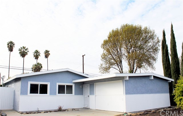 This renovated single-story home in Hacienda Heights features a remodeled kitchen with new Quartz countertops, refinished cabinets, new appliances, and fixtures; the bathroom has been remodeled with a tile shower. The entirety of the house has been outfitted with new energy efficient windows, new paint, new wood and tile flooring. The large backyard features a new 15'x21' patio area with a block wall for privacy. This home is equipped with new central air, direct access from the garage, interior laundry, and spacious rooms. Easily accessible from the 60 fwy. Very large lot plenty of room for addition. Please do not disturb tenant.