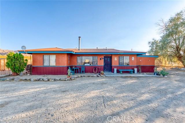 66007 Cottonwood Drive, Joshua Tree, CA 92252
