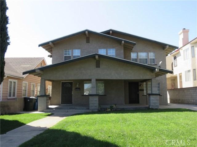 313 S Chapel Avenue, Alhambra, CA 91801