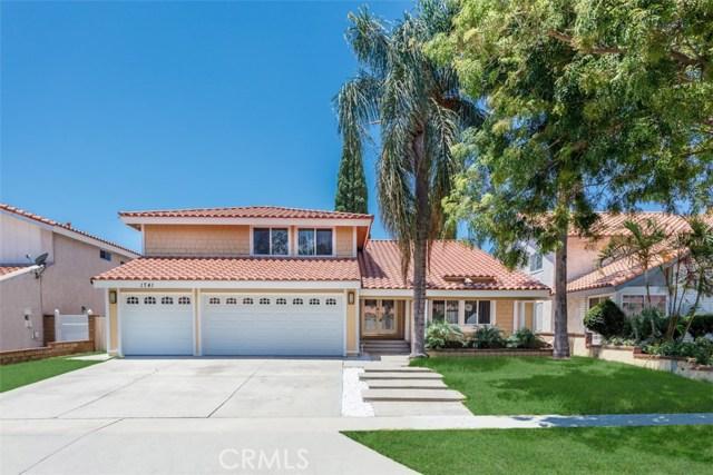 1741 N Pheasant Street, Anaheim, CA 92806