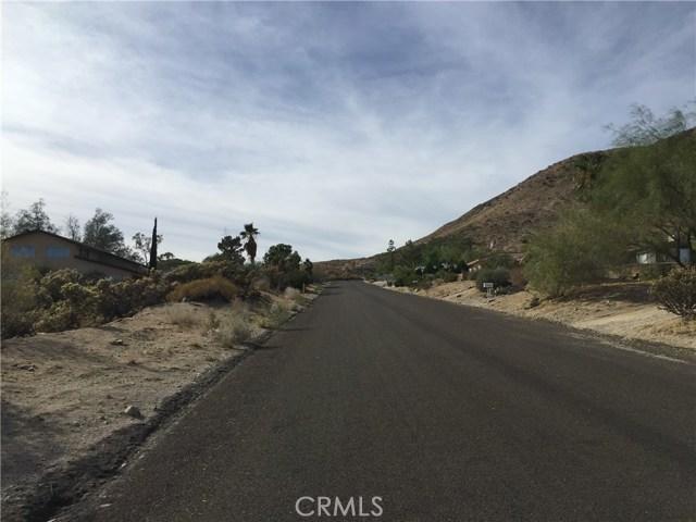 0 Hibiscus Drive, Morongo Valley, CA 92256