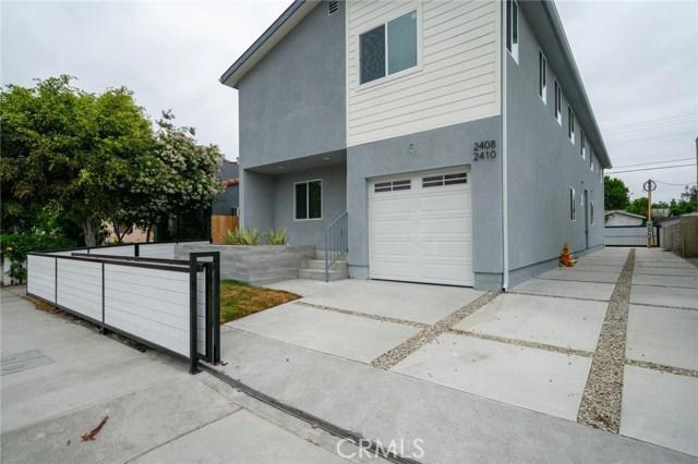 2408 S Redondo Boulevard, Los Angeles, CA 90016