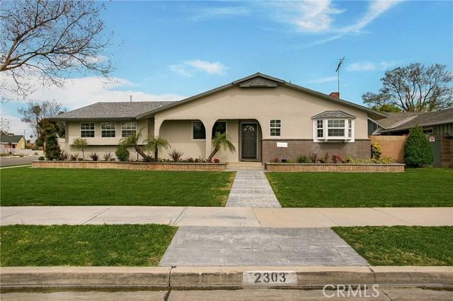 2303 E Sycamore Street, Anaheim, CA 92806