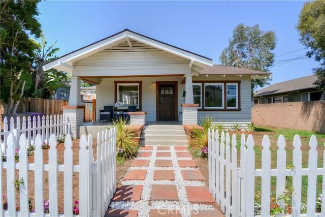 661 Orizaba Avenue, Long Beach, CA 90814