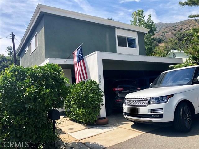 425 Pleasant Hill Lane, Sierra Madre, CA 91024