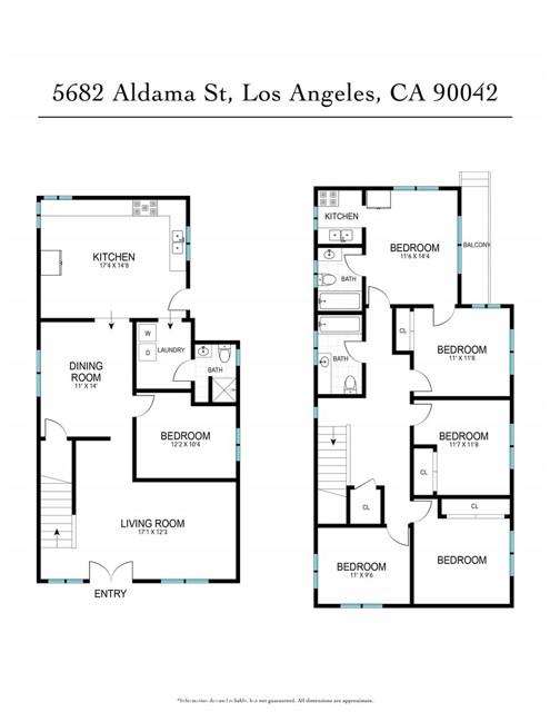 45. 5682 ALDAMA Street Highland Park, CA 90042