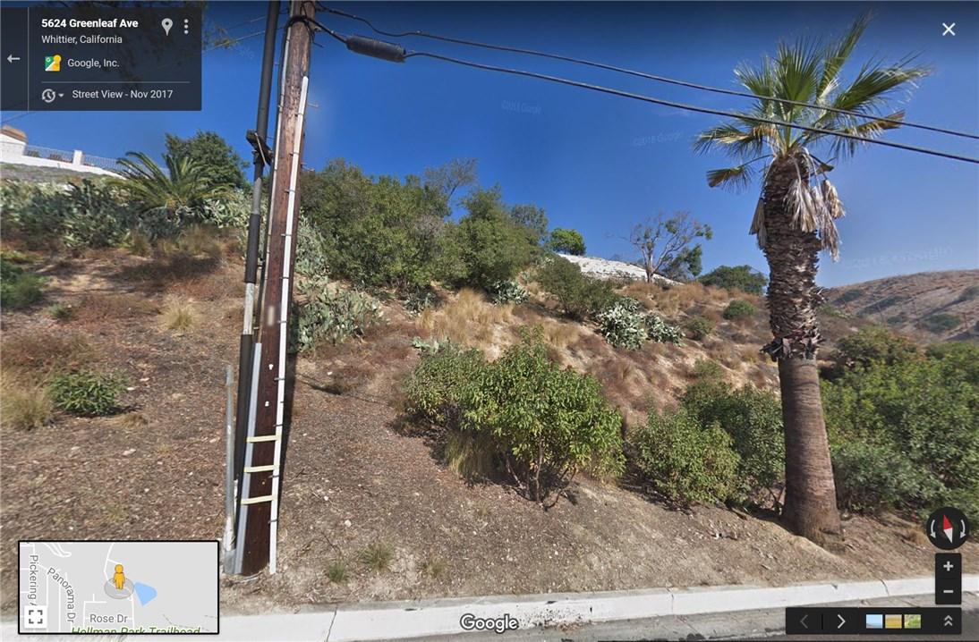 0 Greenleaf, Whittier, CA 90601