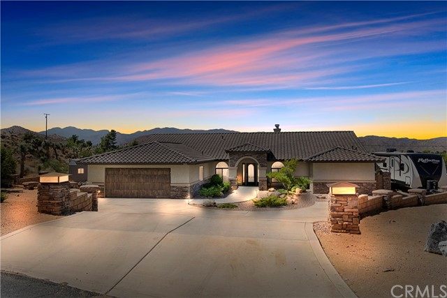 56590 Free Gold Drive, Yucca Valley, CA 92284