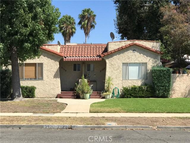 2120 La Paloma Avenue, Alhambra, CA 91803