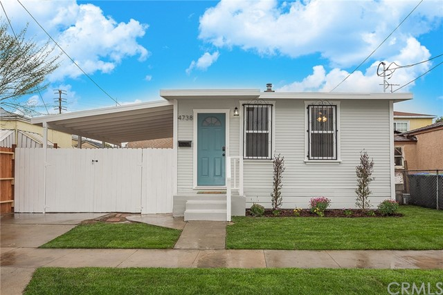 4738 E 52nd Drive, Maywood, CA 90270