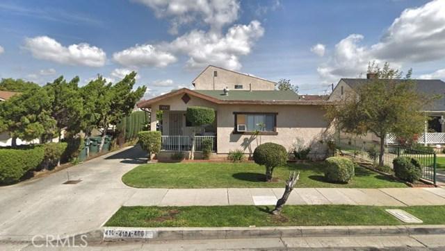 408 W Cleveland Avenue, Montebello, CA 90640
