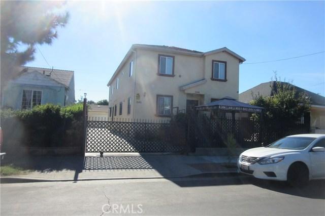 1644 E 48th Place, Los Angeles, CA 90011