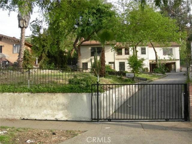 5000 Templeton Street, El Sereno, CA 90032
