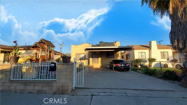 4812 Fir Street, Pico Rivera, CA 90660