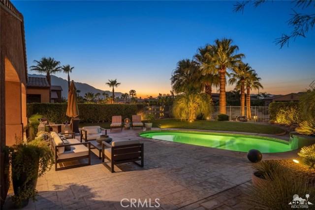2 Via Santa Velera, Rancho Mirage, CA 92270