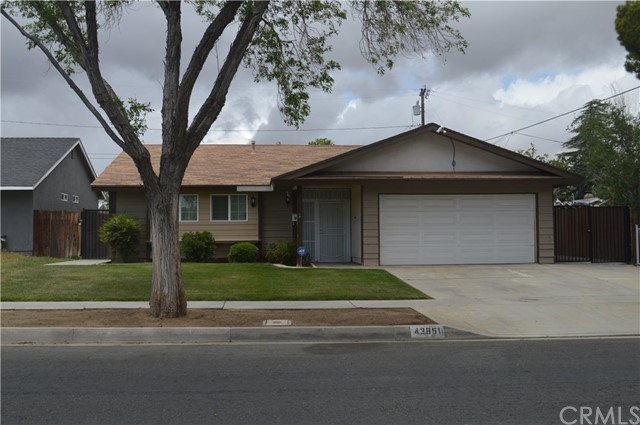 43851 Beech Avenue, Lancaster, CA 93534