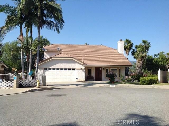 632 N Danehurst Avenue, Covina, CA 91724