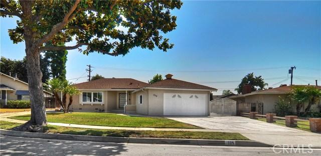324 N Hart Place, Fullerton, CA 92831