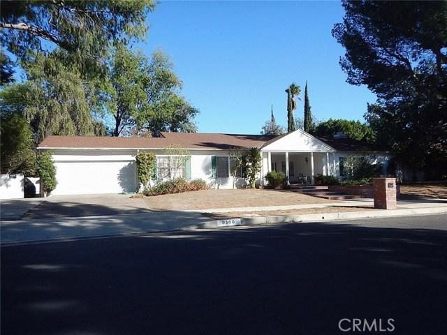 9560 Shoshone Avenue, Northridge, CA 91325