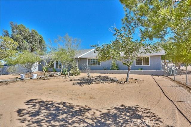 62551 La Crescenta Drive, Joshua Tree, CA 92252