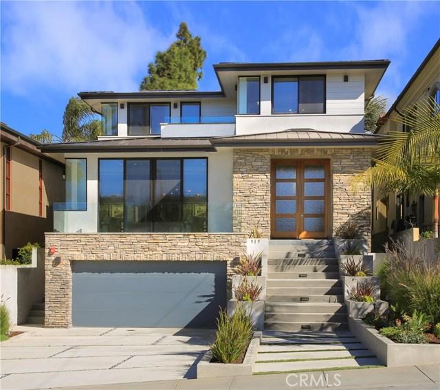 915 Duncan Avenue, Manhattan Beach, CA 90266