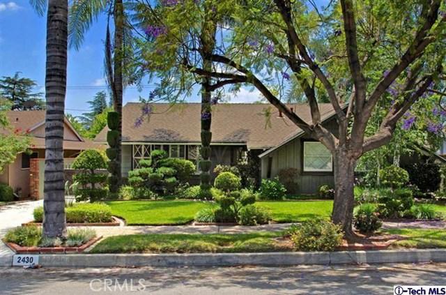 2430 Casa Grande Street, Pasadena, CA 91104
