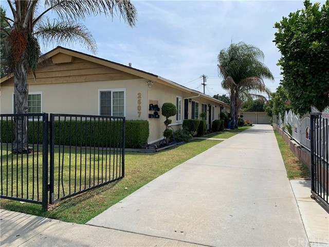 2607 WILLARD Avenue, Rosemead, CA 91770