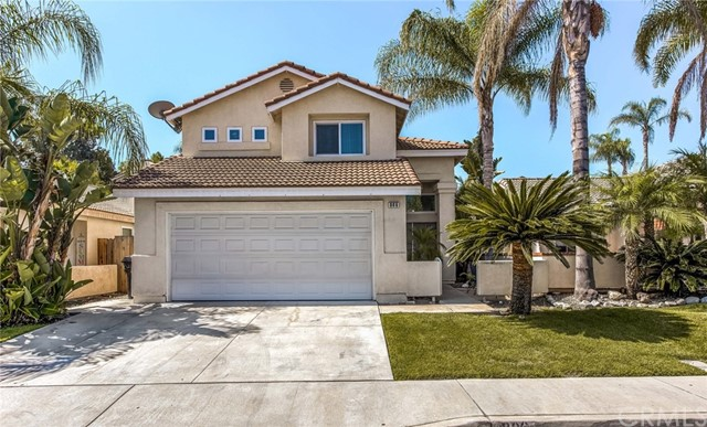 One of Two Story Corona Homes for Sale at 886  Autumn Lane