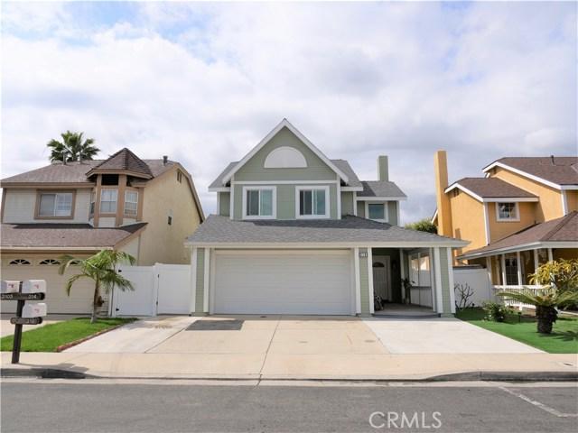 316 Lisabeth, Santa Ana, CA 92703