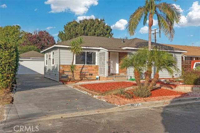 16721 E Greenhaven Street, Covina, CA 91722