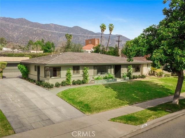3565 Landfair Road, Pasadena, CA 91107