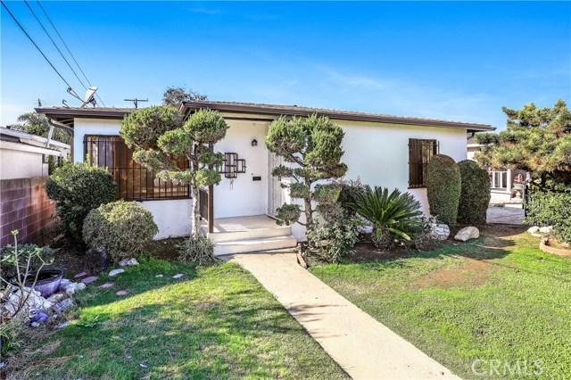14811 VAN BUREN Avenue, Gardena, CA 90247